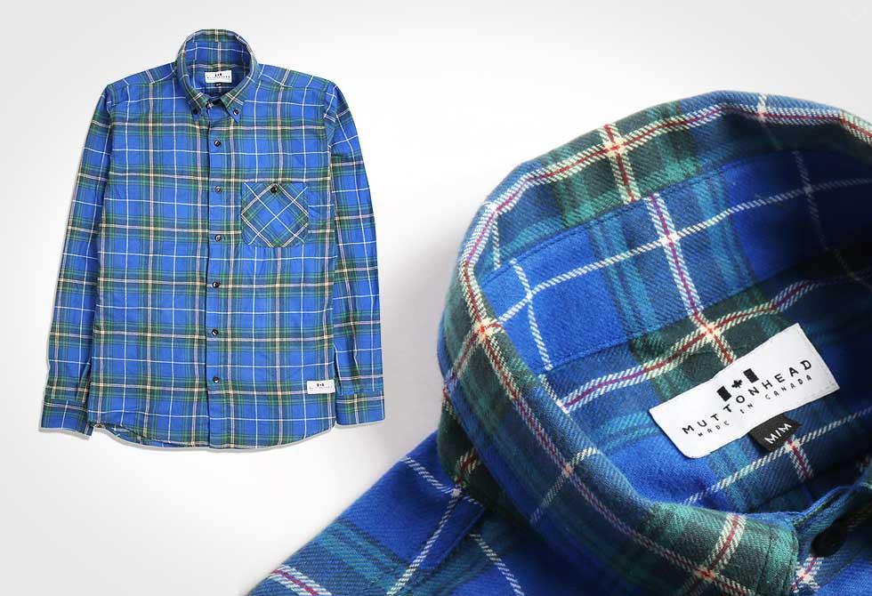 Muttonhead Nova Scotia Shirt