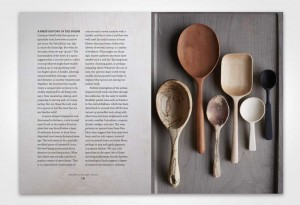 The Artful Wooden Spoon Book
