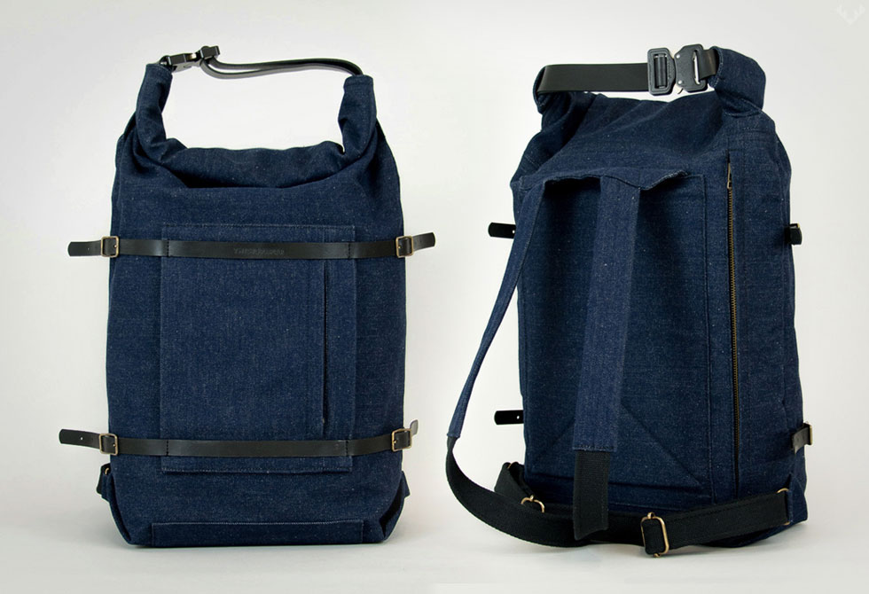 Thisispaper-U-tility-Backpack-Denim-LumberJac