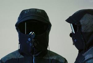 <b>Vollebak Condition Black Jacket</b>