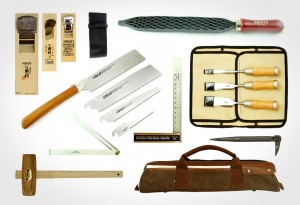<b>Japanese Boat Builders Tool Set</b>