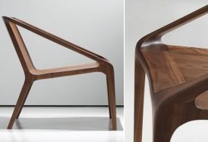 Bernhardt Design Loft Lounge Chair