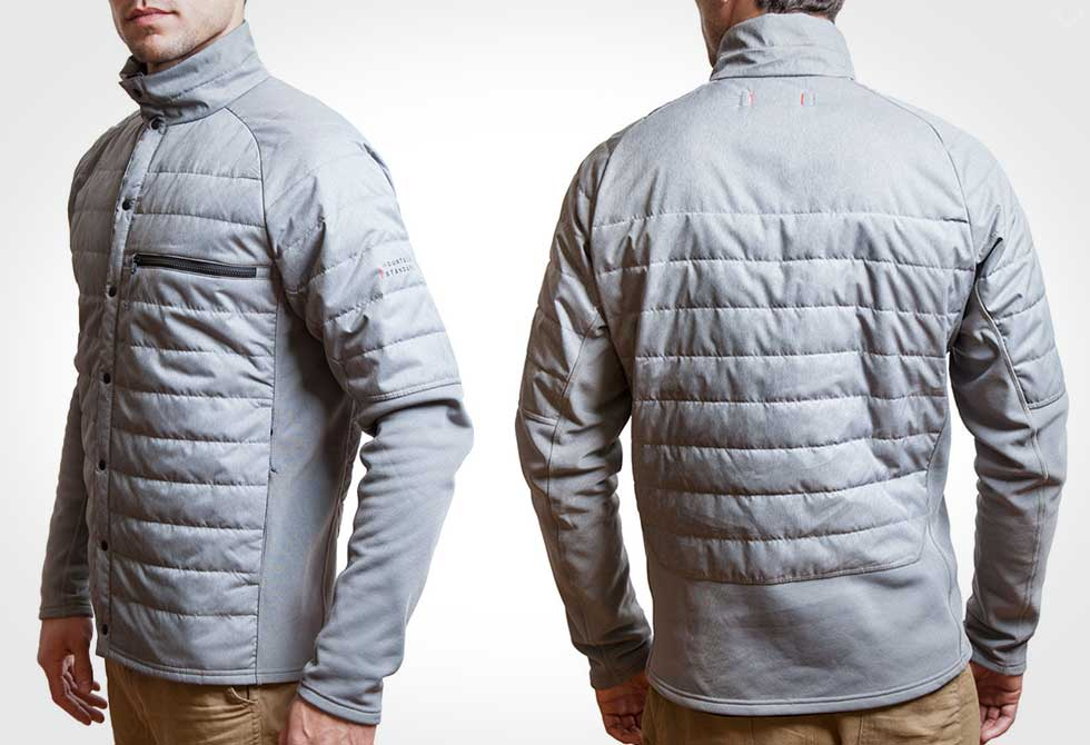 Mountain Standard Hybrid Camp Jacket
