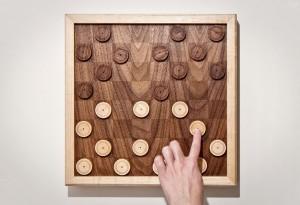 <b>ATELIER-D Wood Checkers</b>