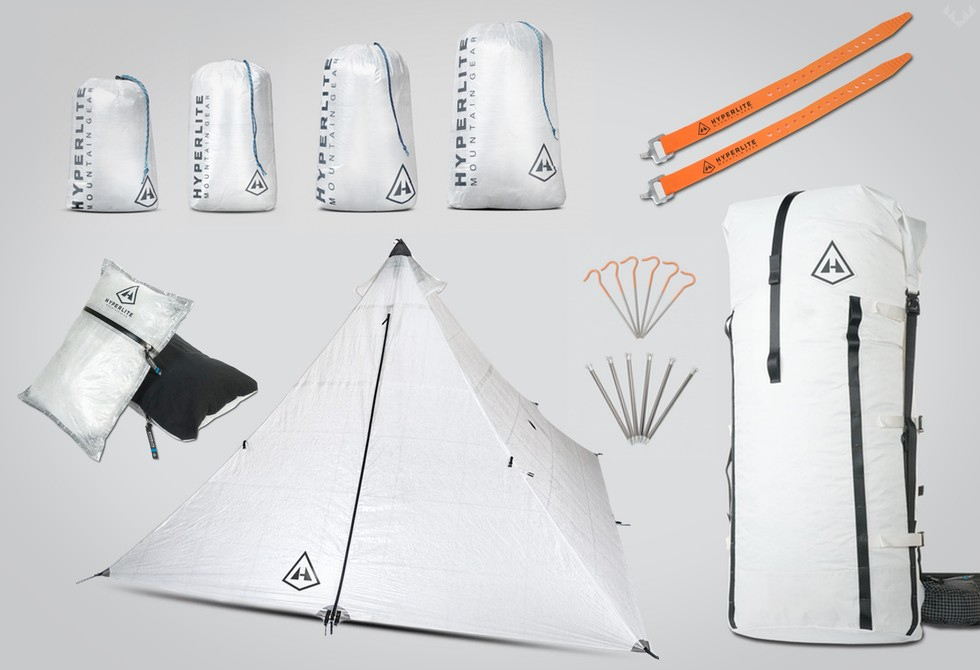 Hyperlite Packrafter's Kit LumberJac