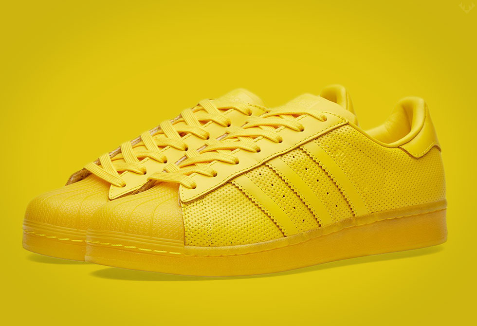 adidas superstar adicolor yellow Black Friday Cheap Superstar