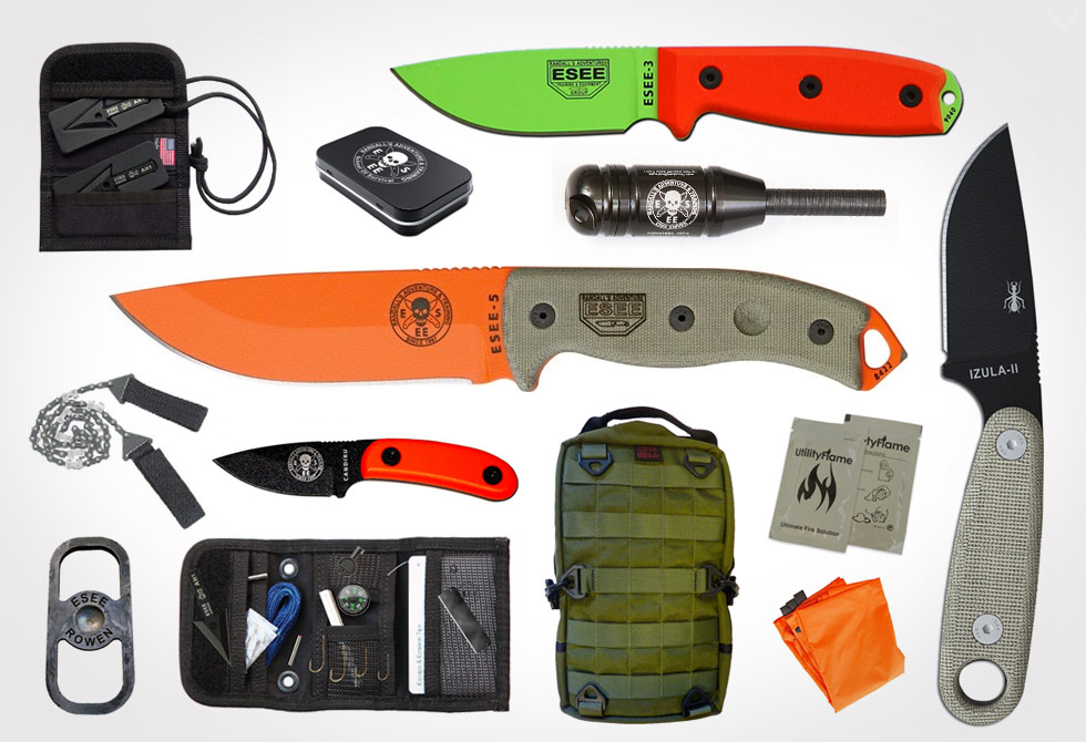 Survival Gear to Help You Survive a Fight