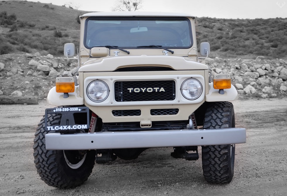 fj40 toyota land cruiser 4x4 lumberjac. Black Bedroom Furniture Sets. Home Design Ideas