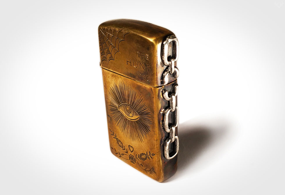 Hand-Engraved-Vintage-Zippo-2-LumberJac
