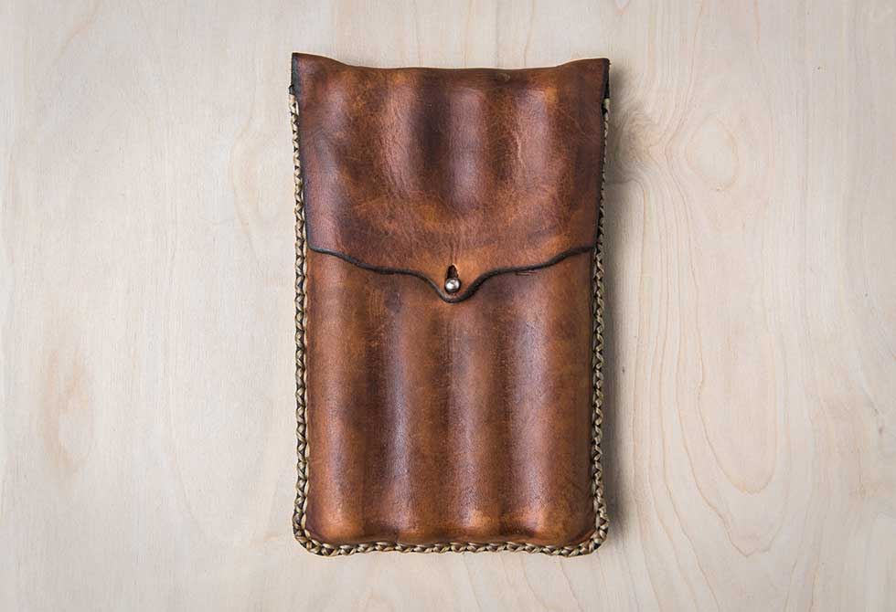 Jet-Setter Cigar Case by Hallett Peak