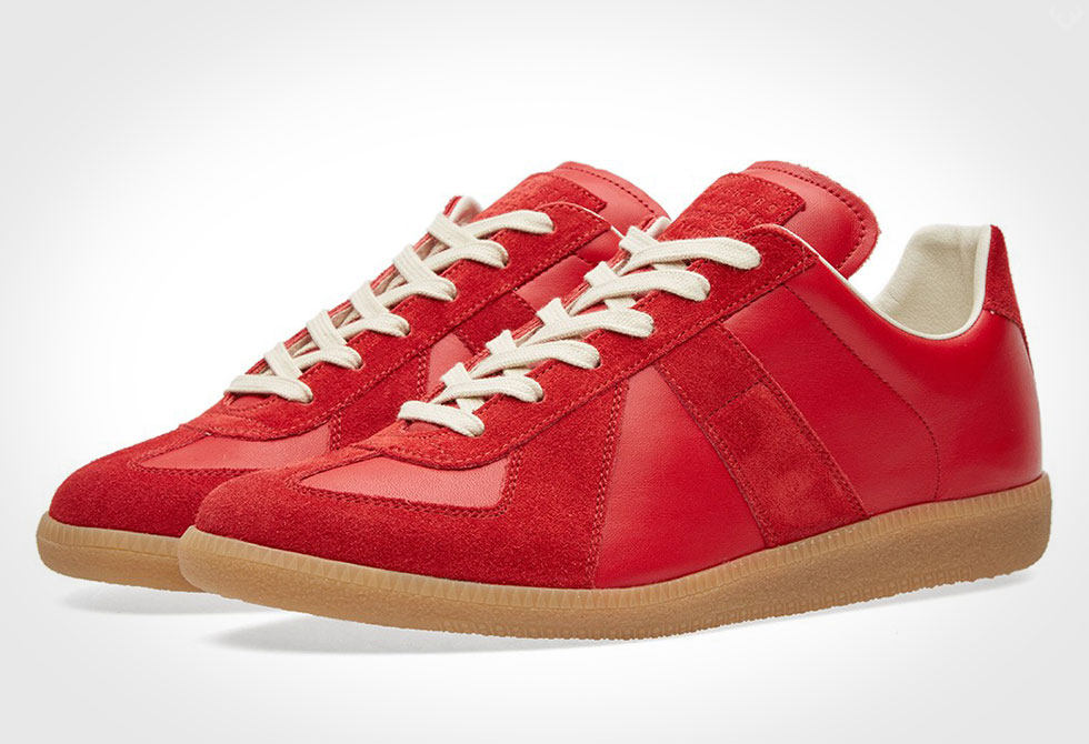 Maison Margiela 22 Replica Low Sneakers