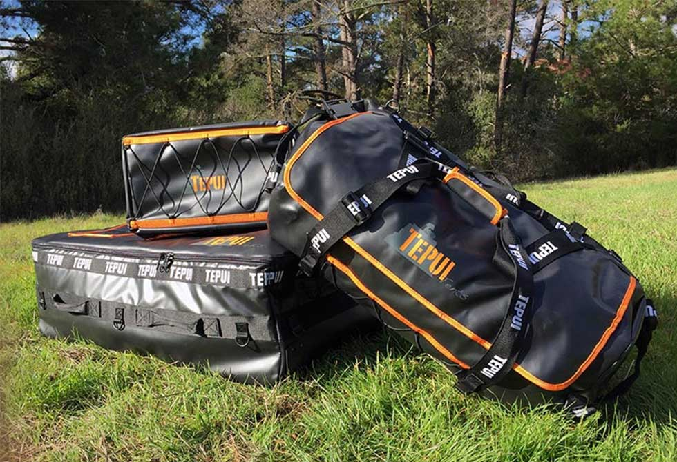 Tepui Expedition Series Bags
