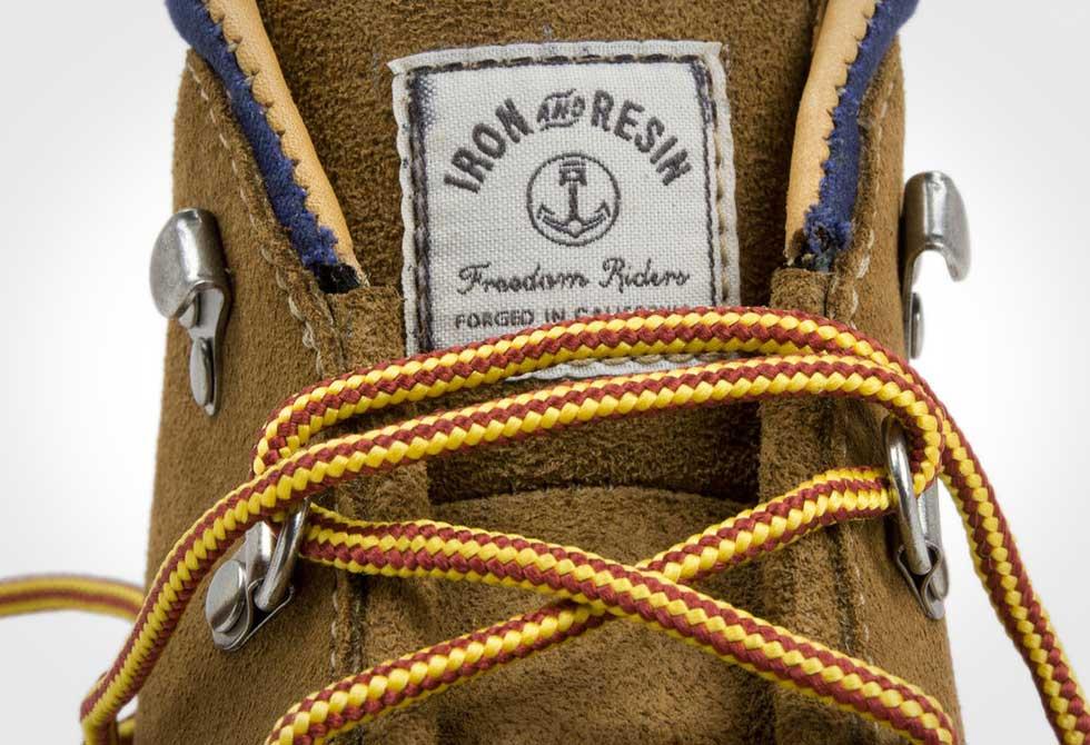 Danner X Iron & Resin Tramline Boots