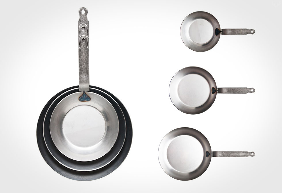 Turk Heavy Steel Fry Pan