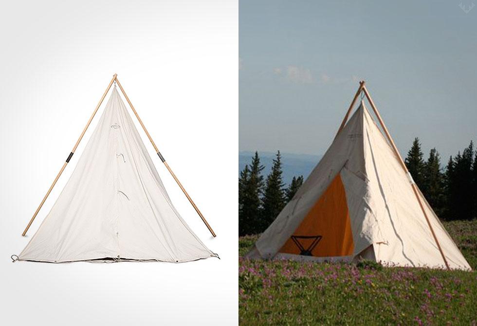 Handmade Canvas Range Tent