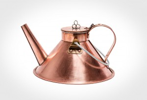 Handmade Copper Tea Kettle