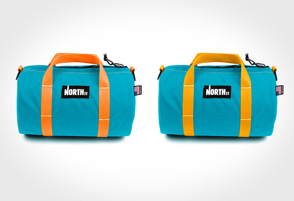 Scout 11 Duffle by North St Bags