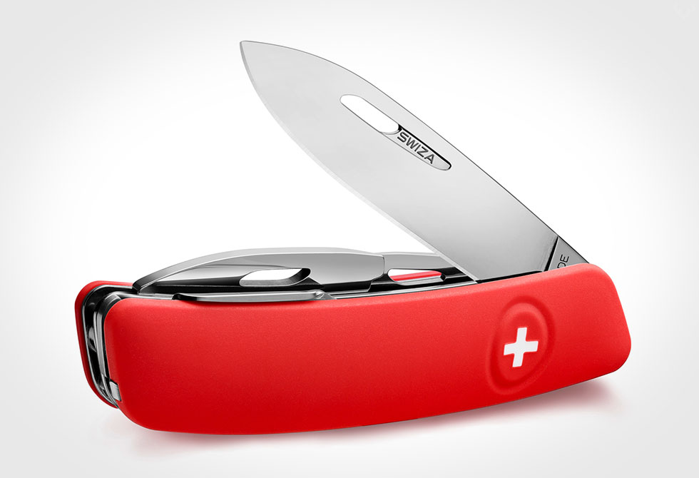 Swiza Pocket Knife Lumberjac
