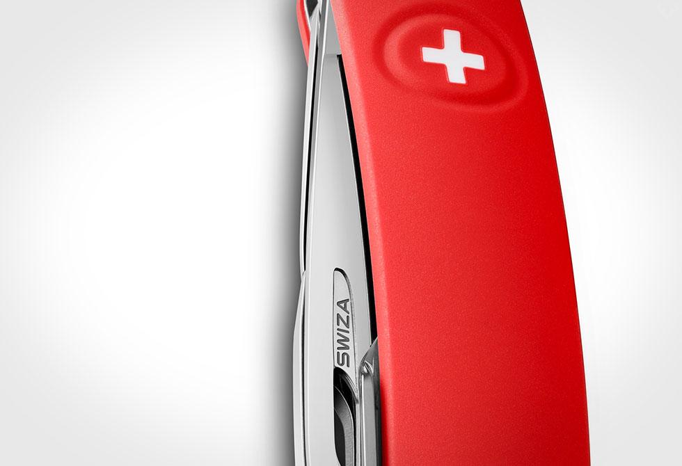 Swiza Pocket Knife D04