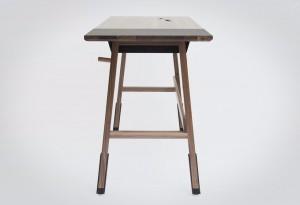 Artifox Standing Desk 01 Walnut 4 LumberJac
