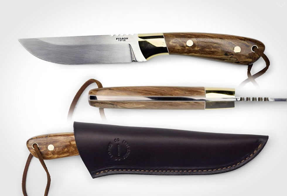 Filson Knife Collection Lumberjac