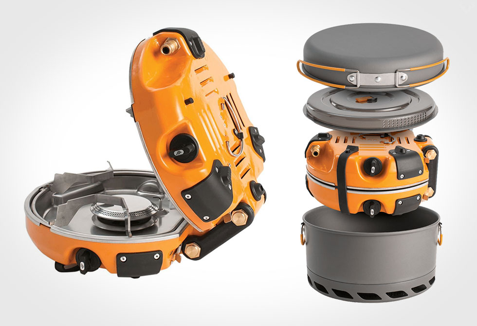 Jetboil Genesis 2 Base Camp System