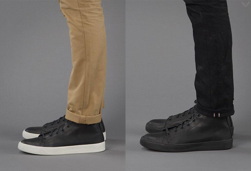 Rancourt Court Classic Mid Shoes