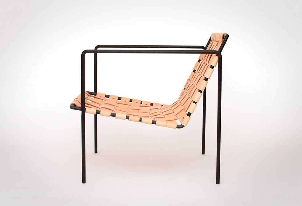 Rod And Weave Chair ...