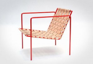 Rod and Weave Chair
