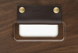 Symbol Audio Dovetail Record Crate