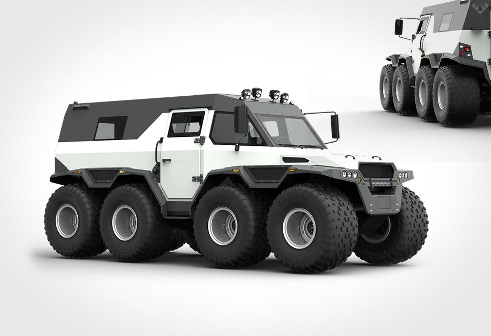 ATV-8x8-Shaman-All-terrain-Lumberjac