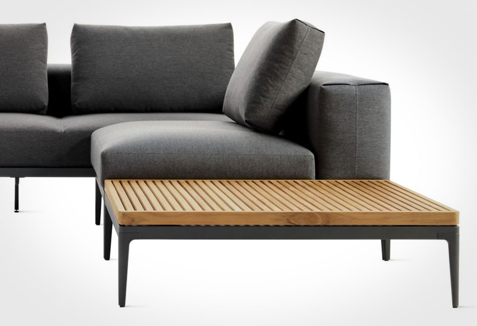 Grid Outdoor Sectional