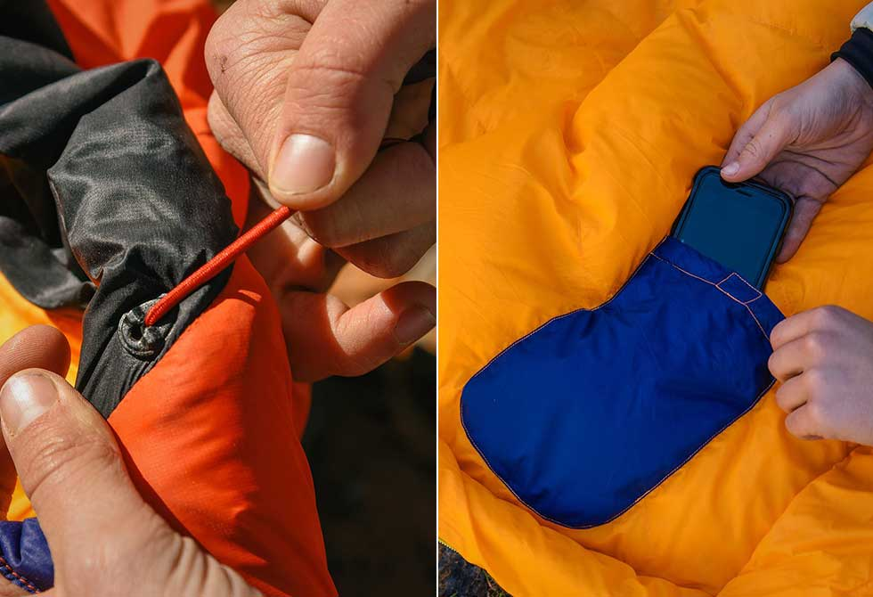 Cotopaxi Sueno Sleeping Bag