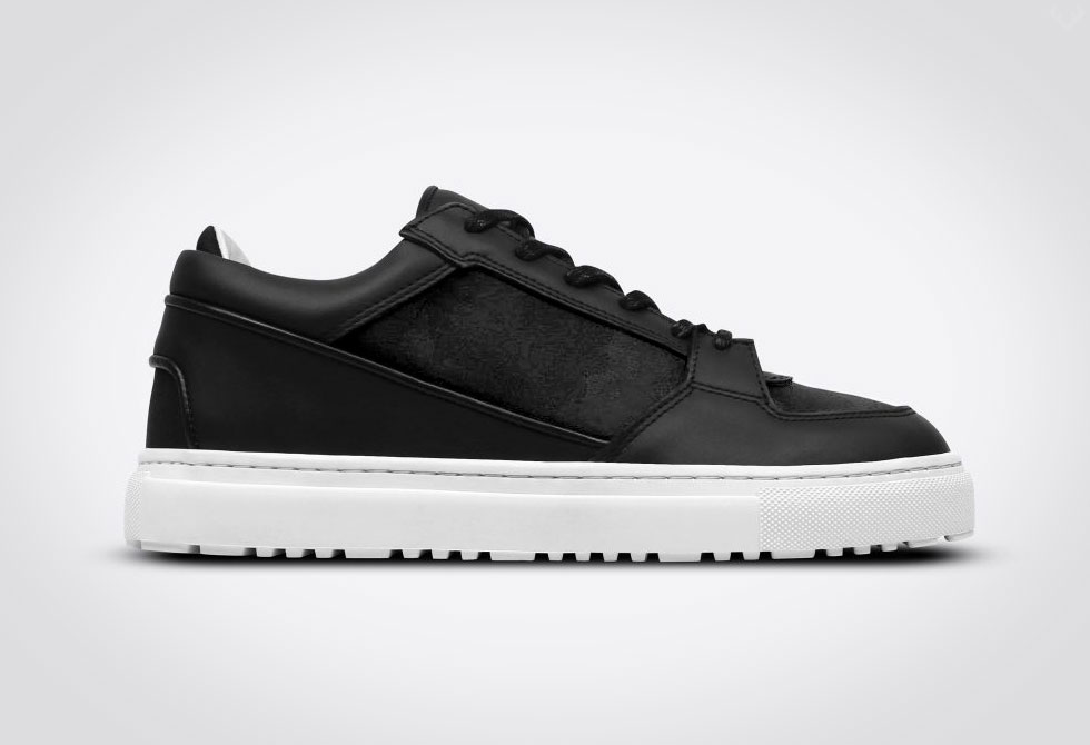 ETQ Low 3 Sneakers black came