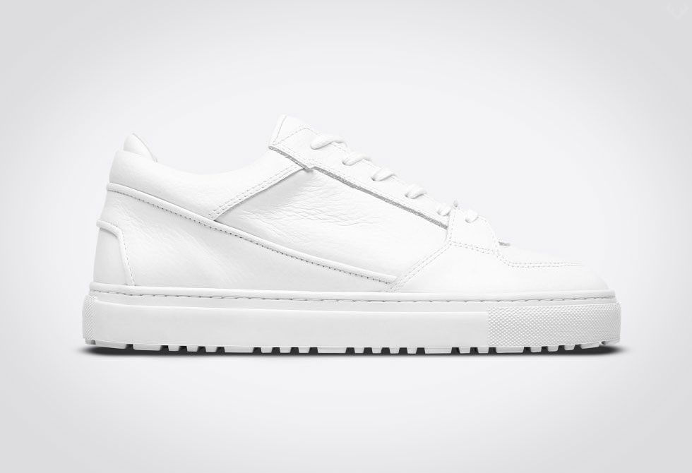 ETQ Low 3 Sneakers white