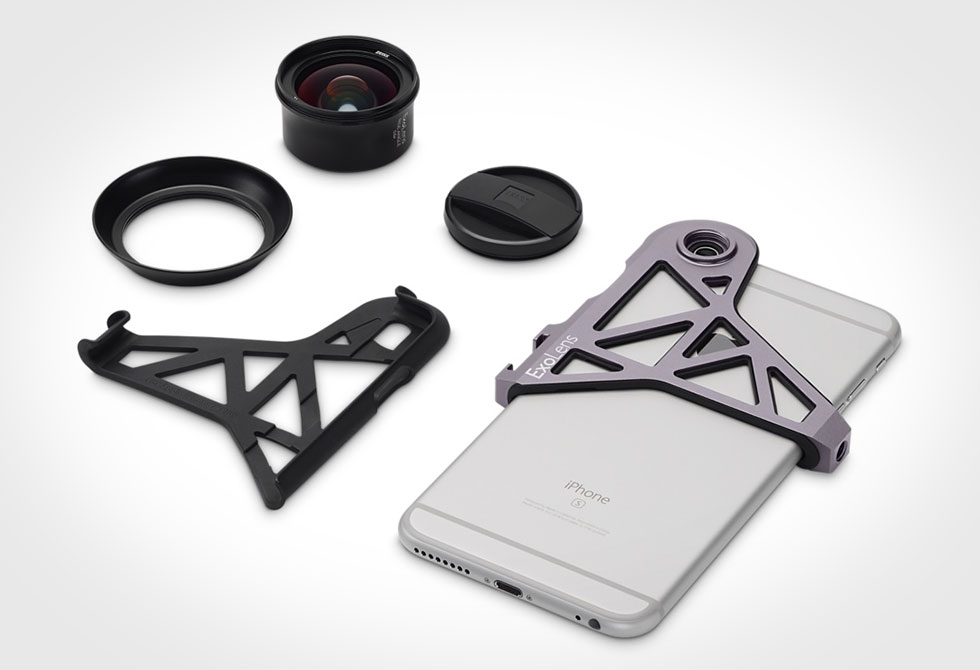ExoLens with Optics by ZEISS Wide-Angle Kit