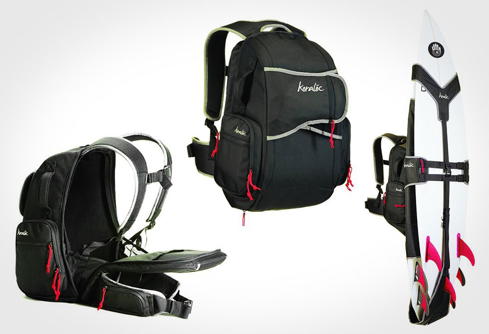 Koraloc Board Backpack