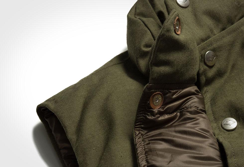 Battenwear Batten-Down Vest