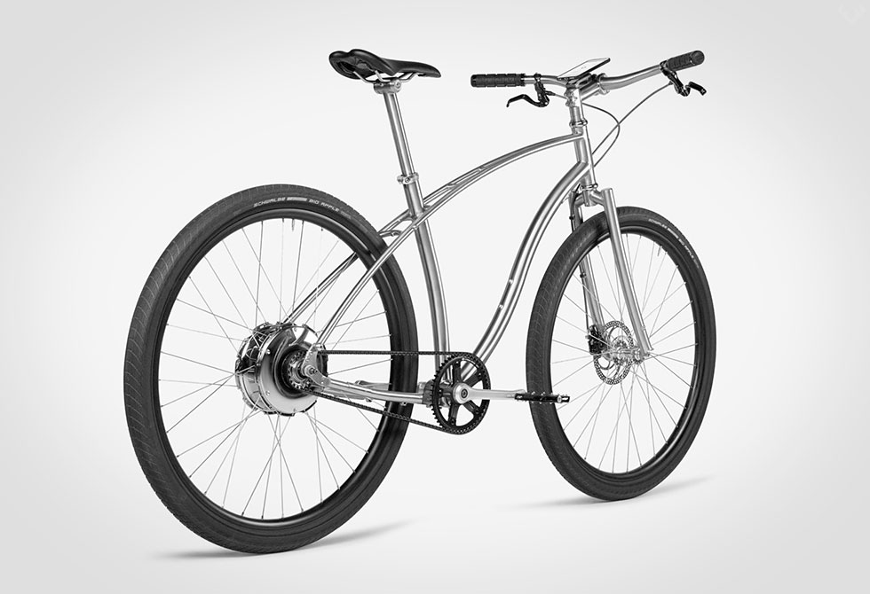 Budnitz Bicycles Model E