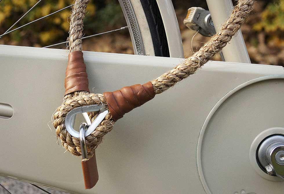 BikeShit Rope Lock