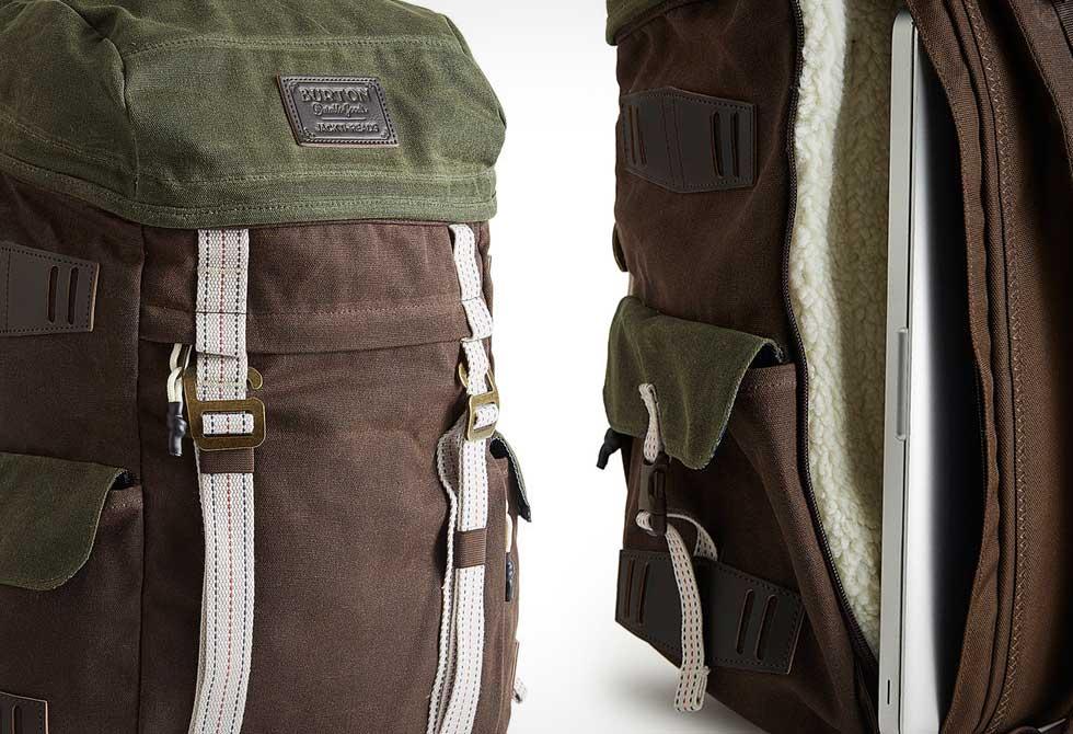 Burton x JackThreads Annex Pack