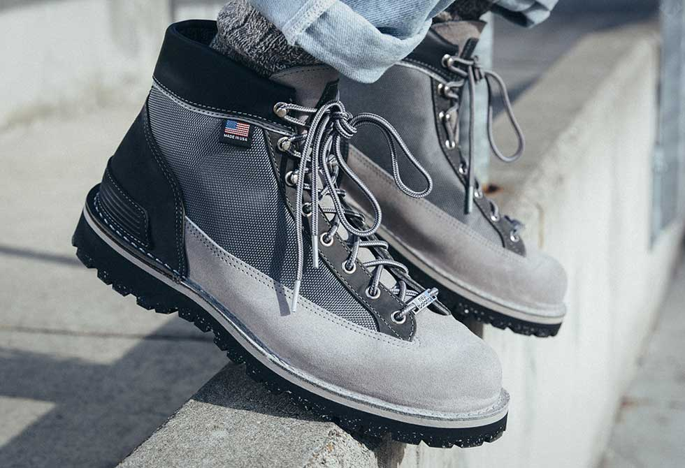 Danner x New Balance Light Pioneer Boot