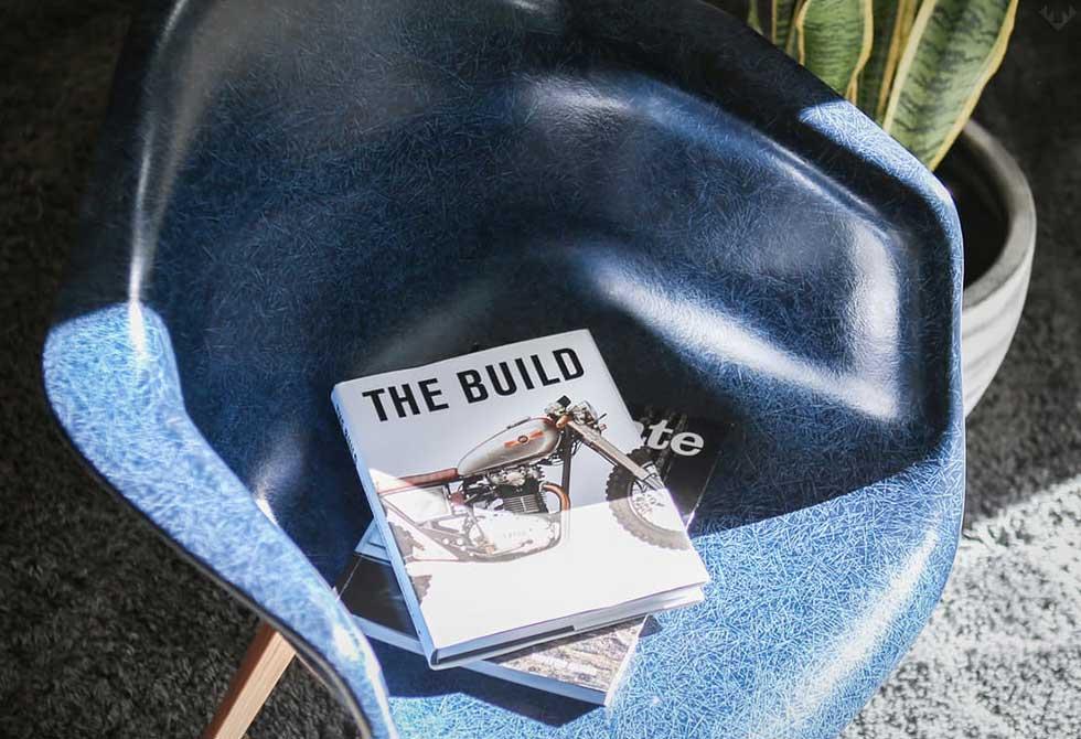 Modernica Case Study Chair