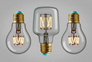 Plumen Wattnott LED Filament Bulbs