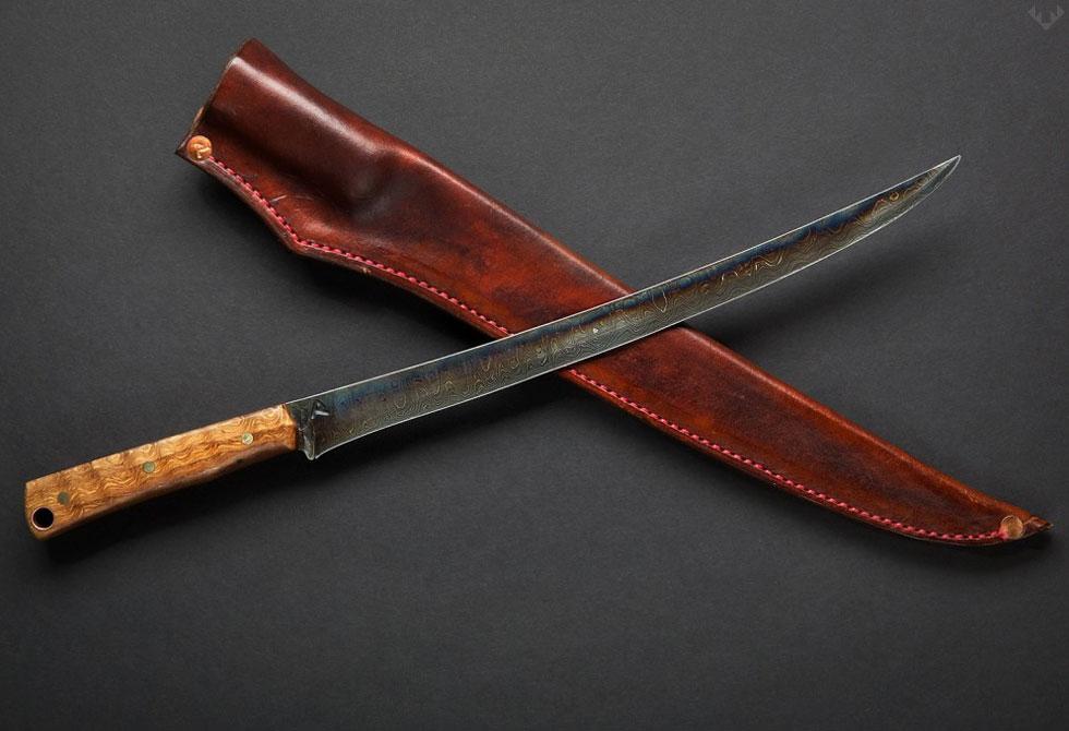 Red-Forgeworks-Fillet-Knife-LumberJac