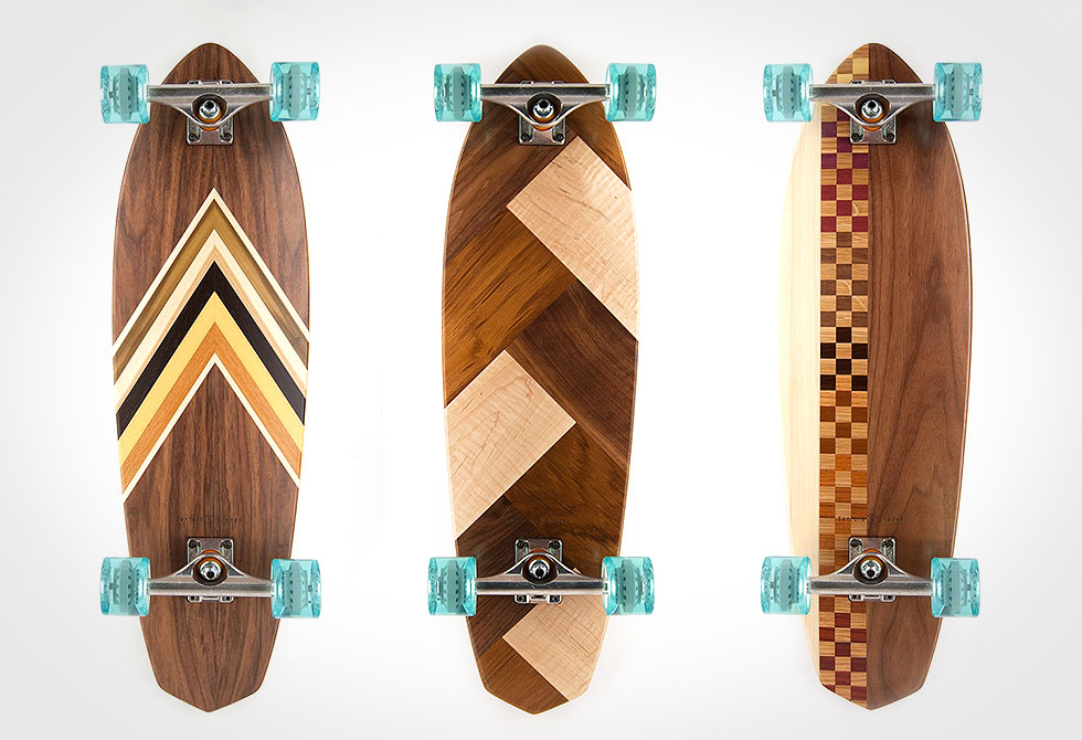 Sanford Shapes Skateboards