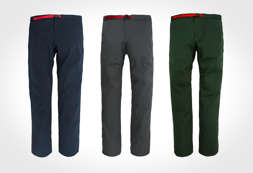 Fall layers by Topo Designs - Climb Pants