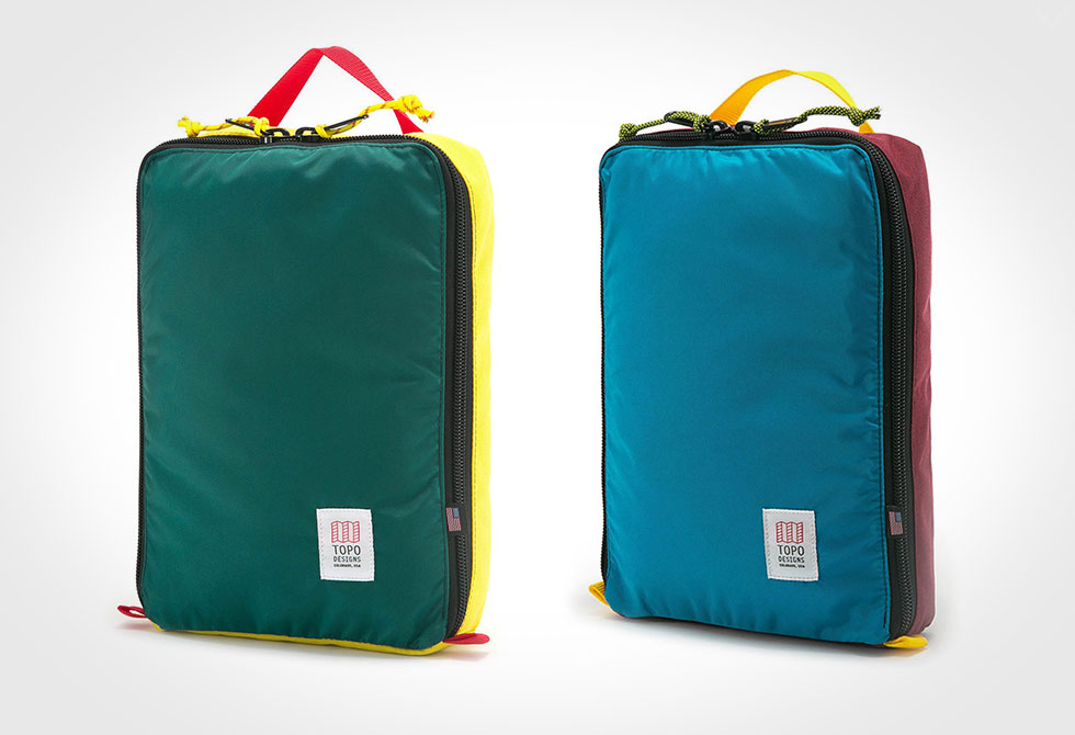 Fall layers by Topo Designs - Pack Bag