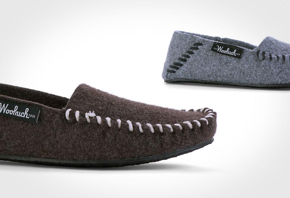 Woolrich Felt Mill Loafers