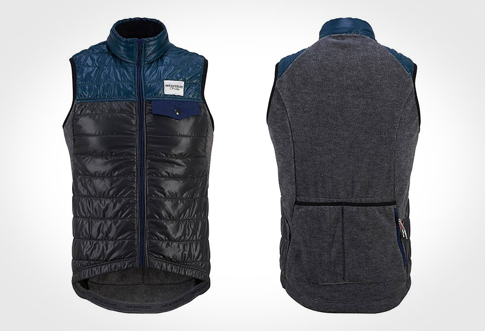 Cafe Du Cycliste Albertine Vest